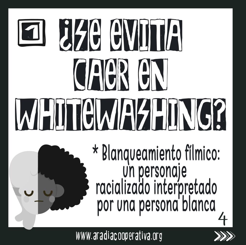 1. ¿Se evita el whitewashing?