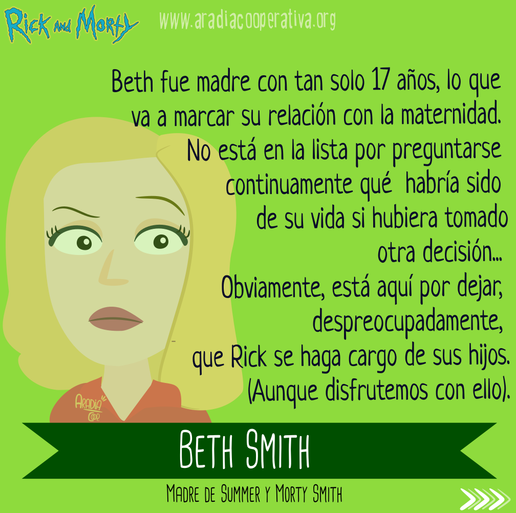 2. Beth Smith