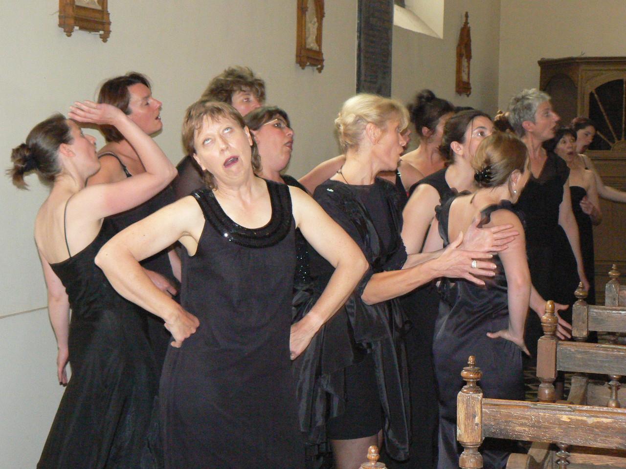 Dimanche 15h : le Choeur de l'IUFM de Beauvais avec Opera Invento
