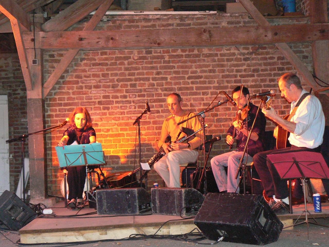 Spencil Hill, musique irlandaise : un succès fou!