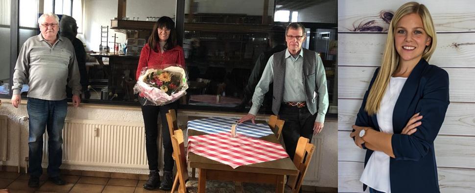 Wechsel im Präsidium des LFV - Doris Herrmann verabschiedet