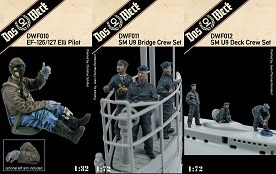 New Figures in 1:32 and 1:72 (April 2021)