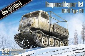 Announcement: DW35026 Raupenschlepper Ost