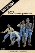 New Figures - French Gun Crew