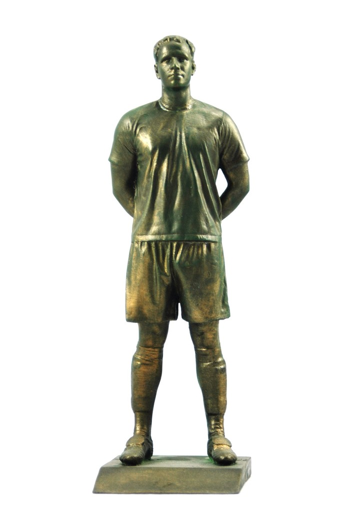 3D Art Der Fußballer