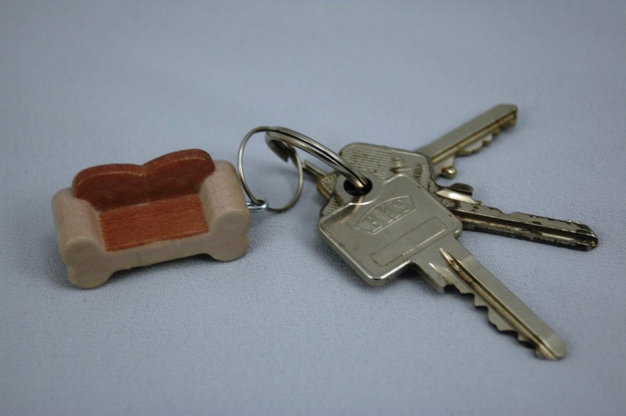 3D print Key-chain (Special infiltration)