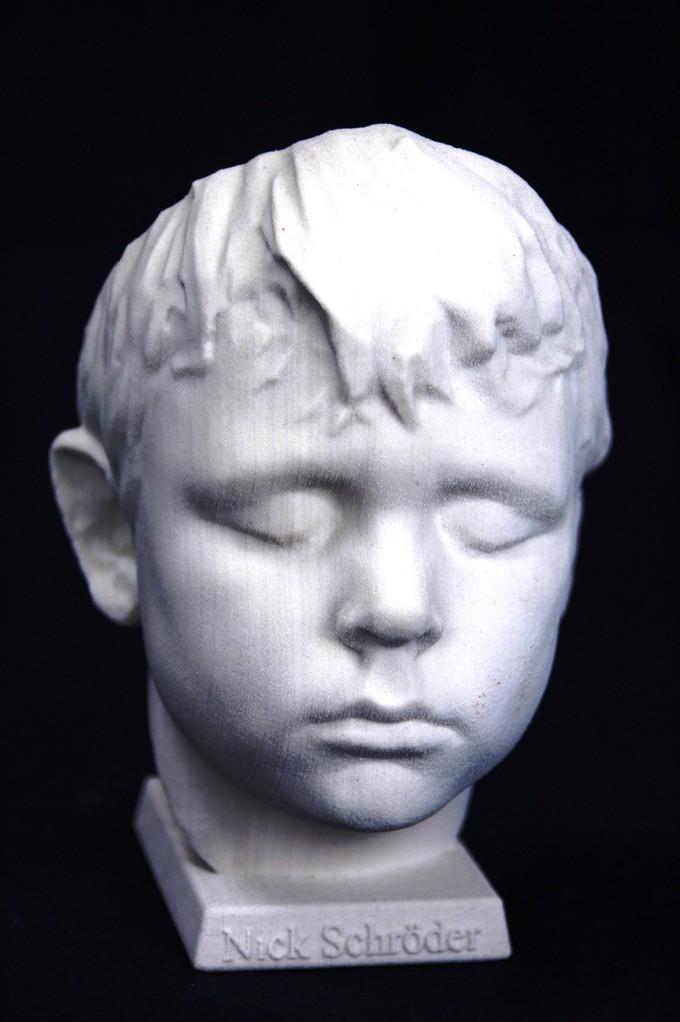 3D Art Der Junge