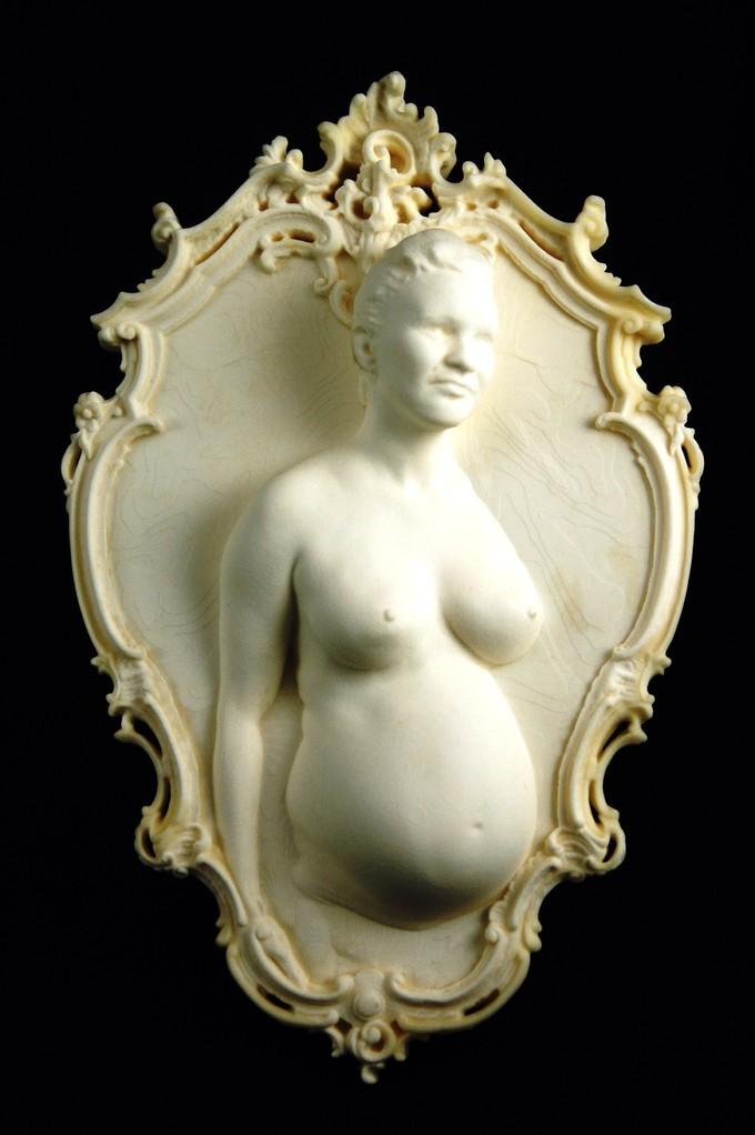 3d Wandbilder Schwangerschaft