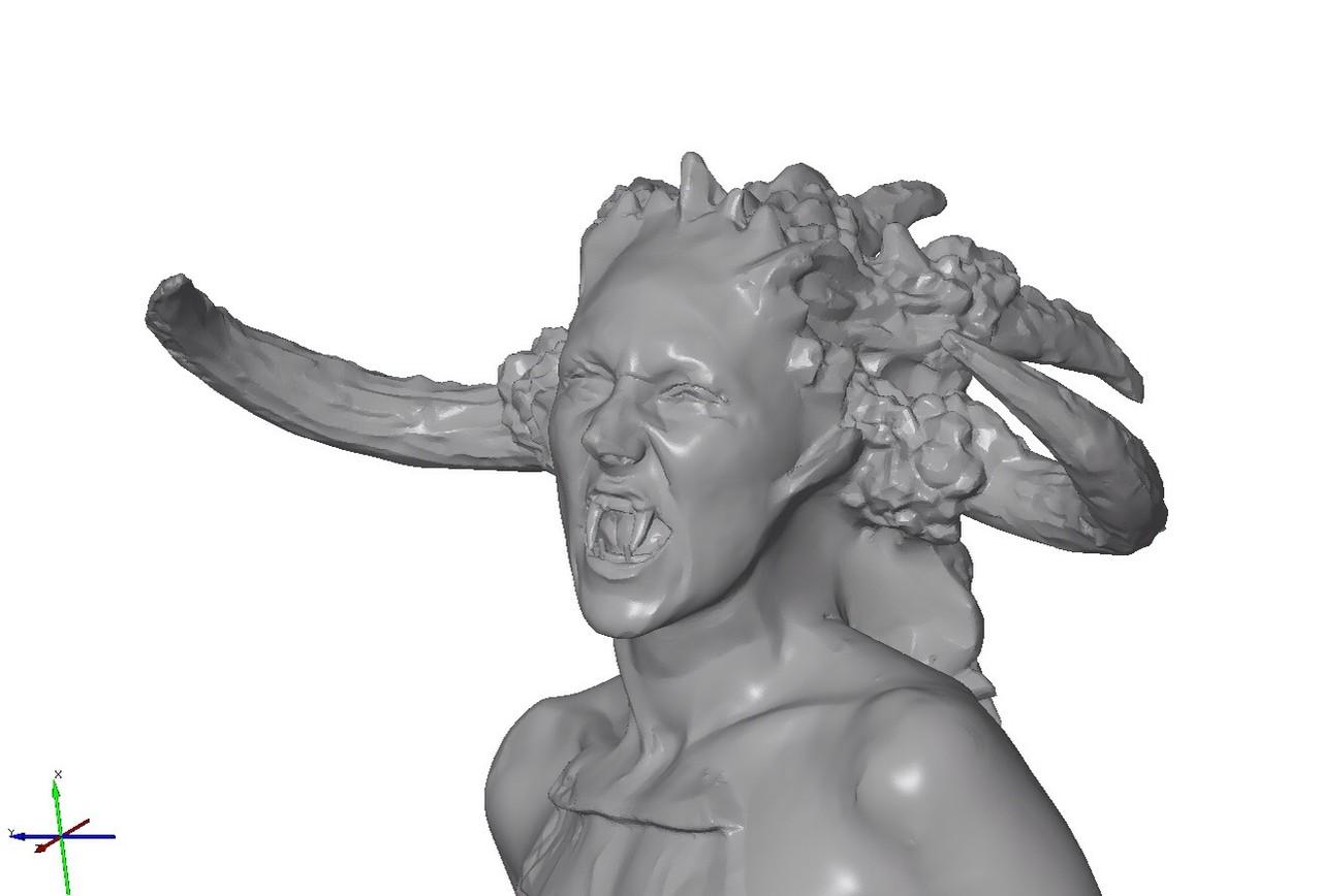 Digitale Bildhauerei 3D modelieren