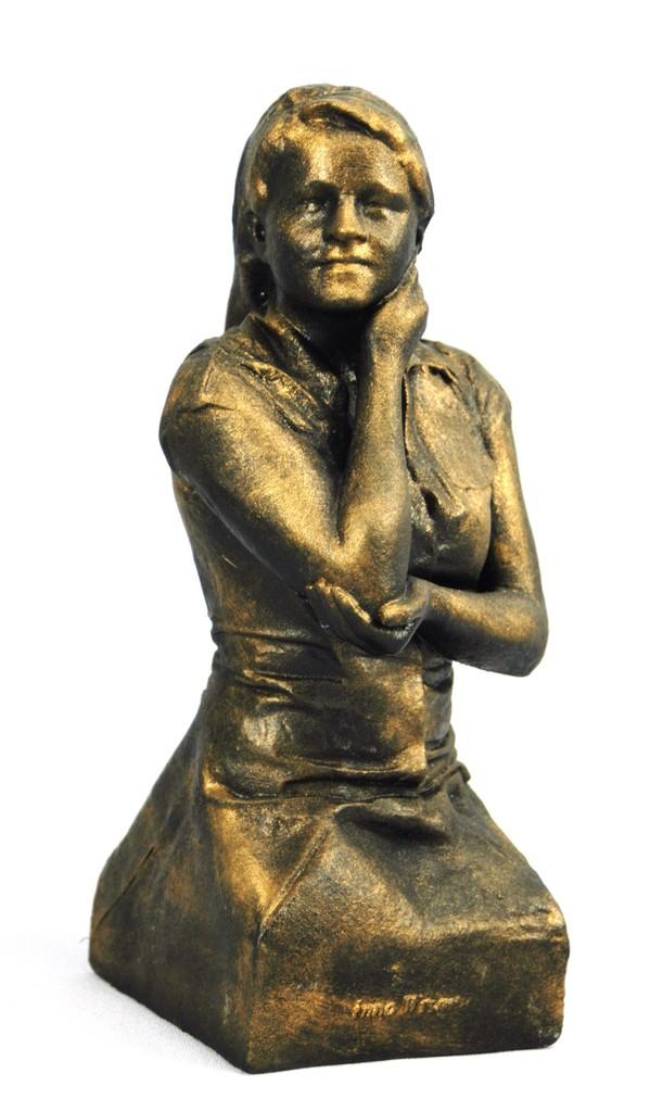 3D Art Ina in Bronze