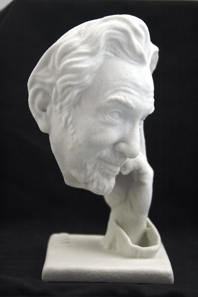 3D Art Jens Rusch der Denker