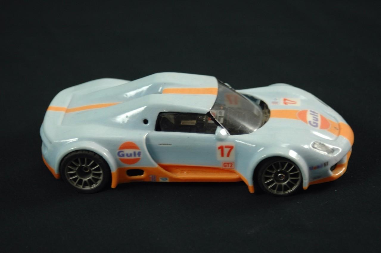 3d Druck eines Automodells