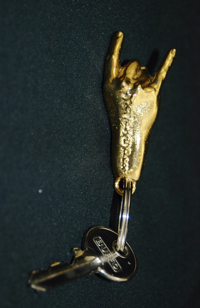 Metalhands Key-chain