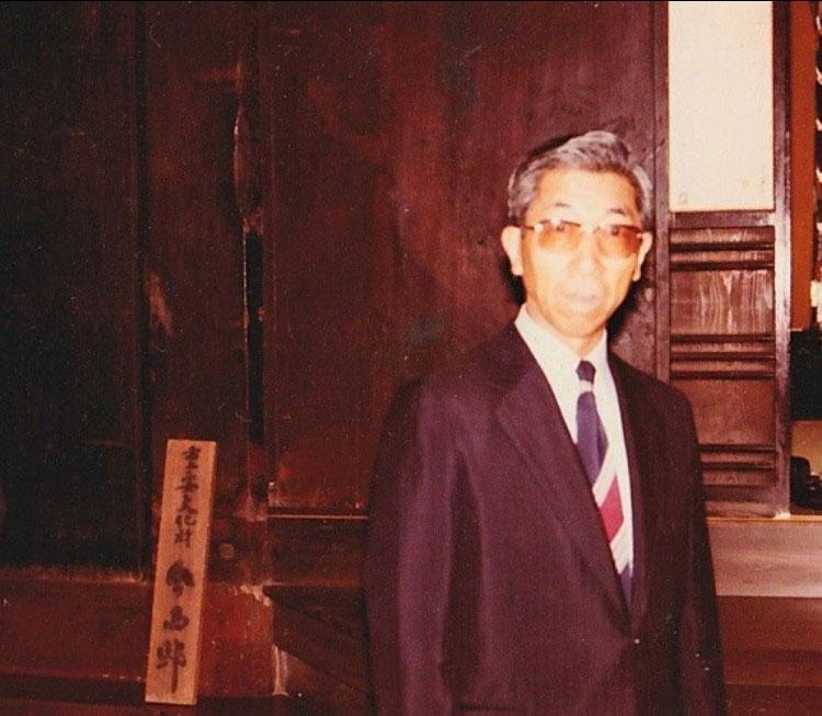 三笠宮 崇仁 親王殿下今西家  ご訪問 Imperial Prince Takahito