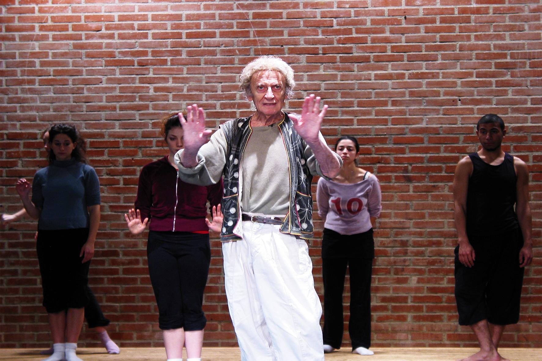 Marcel Marceau  (1923 bis 2007)