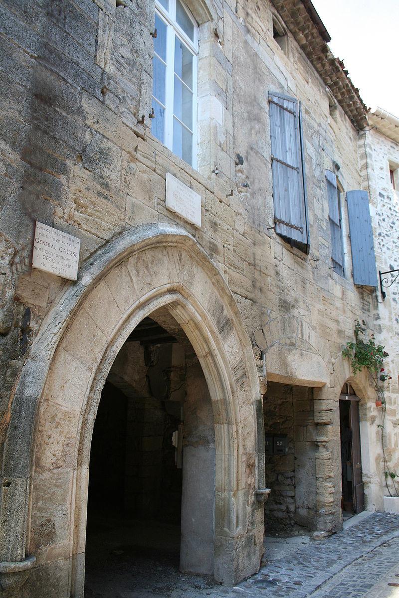 Maison du général Causse