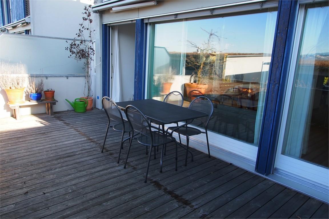 Balkon / Terrasse EG