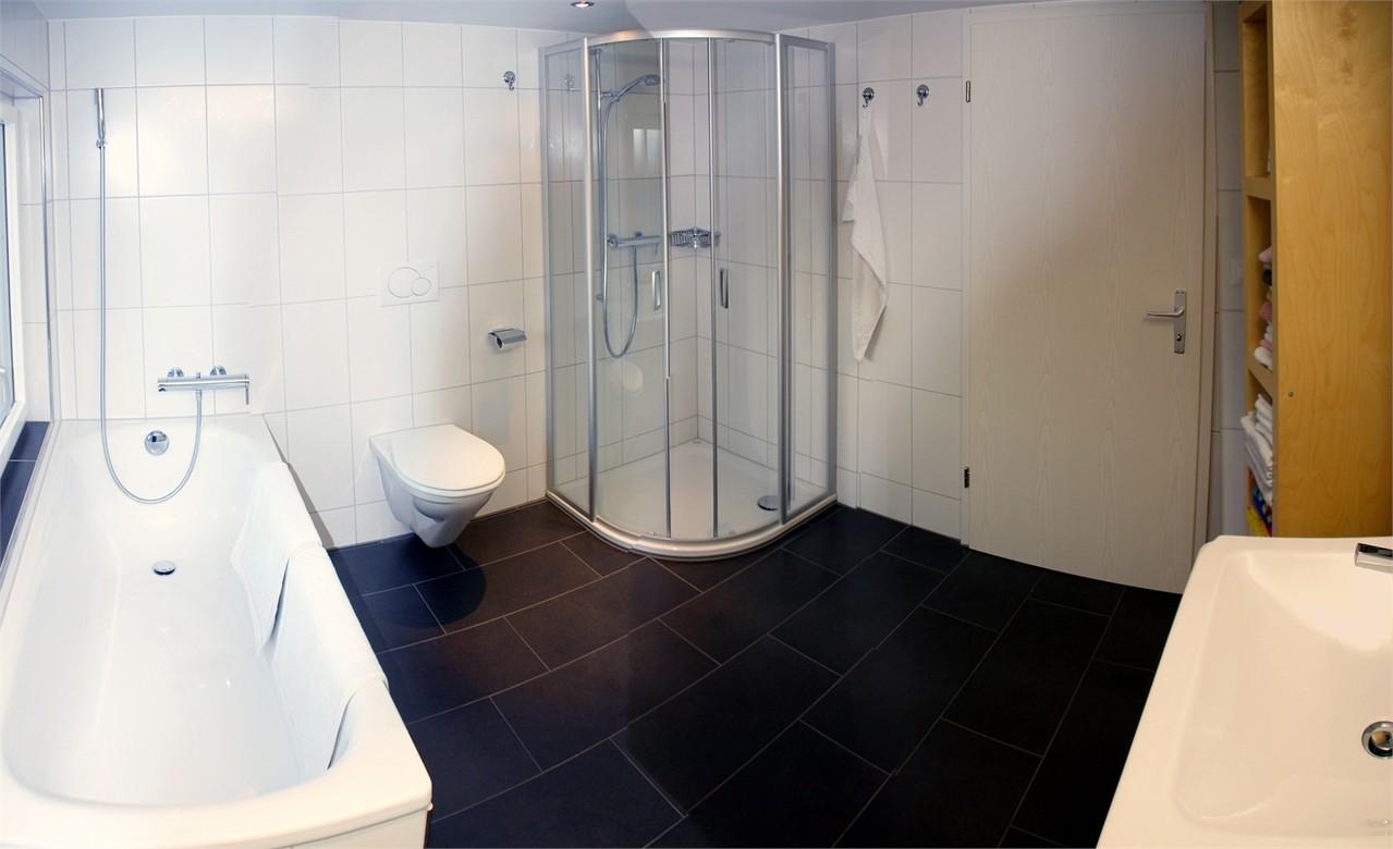 Bad, Dusche, WC