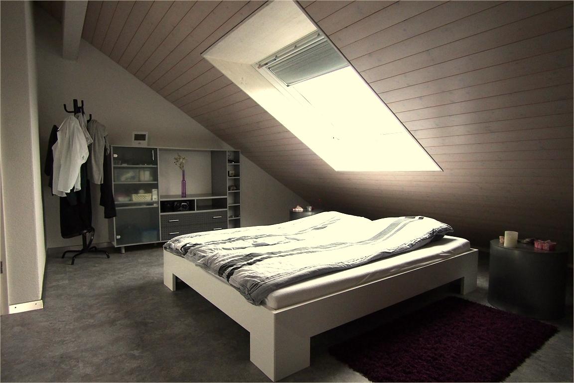 Dachzimmer Südteil