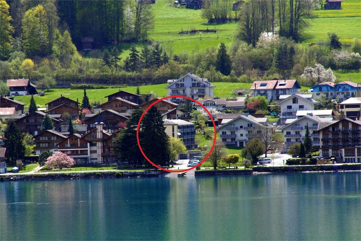 Ansicht von See