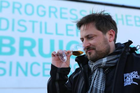 Ewald, Bruichladdich Ambassador für Europa
