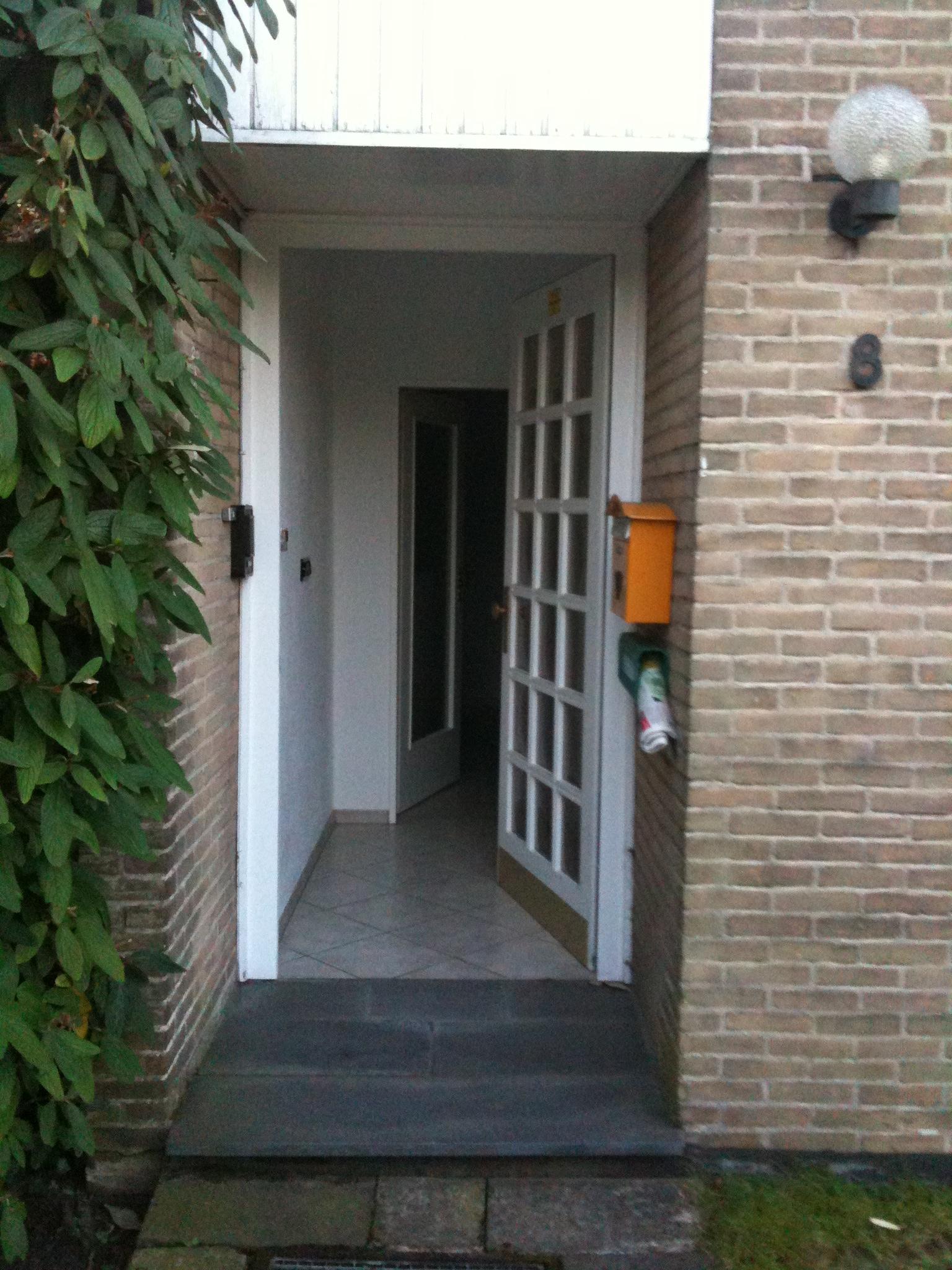 Barrierefreies Bauen - Gartenhaus - vorher