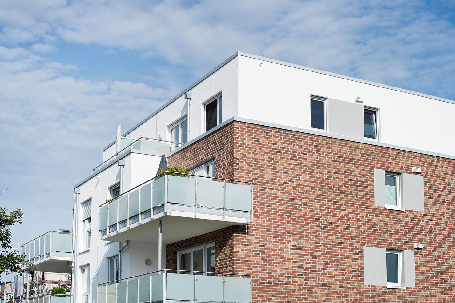 5 stadtvillen mit jeweils 6 barrierefreien eigentumswohnungen im kfw55 standard. Black Bedroom Furniture Sets. Home Design Ideas