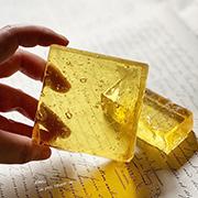 CP透明石鹸コールドプロセス石鹸の作り方教室アロマティカラボ