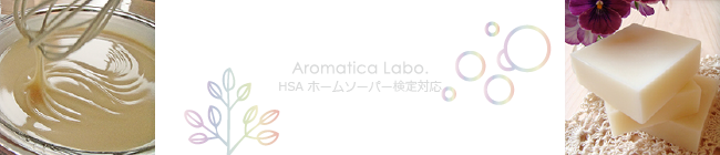 HSAホームソーパー検定新潟アロマティカラボ
