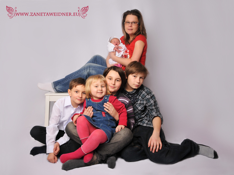 Familienfoto Fotograf Weiden