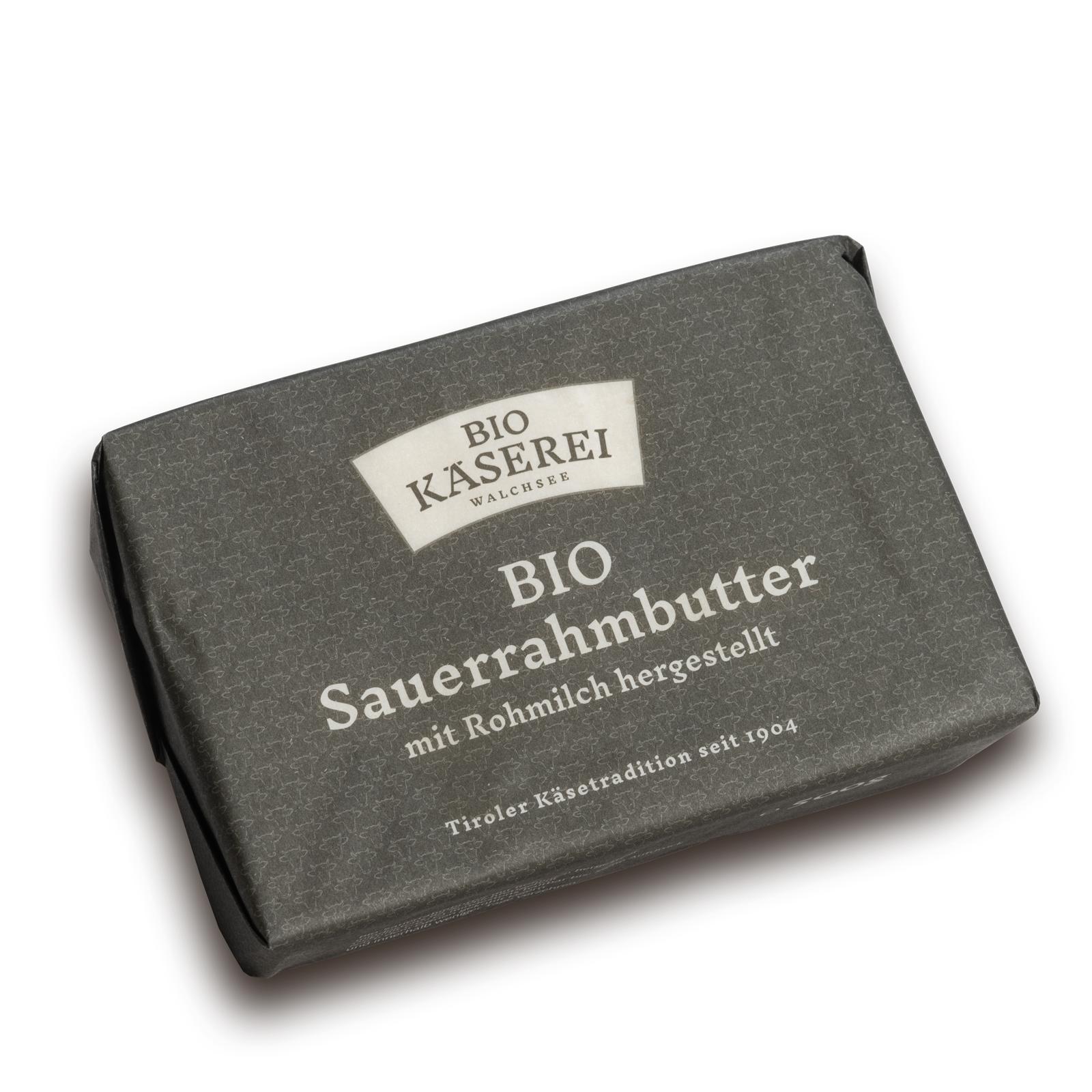 Bio-Sauerrahmbutter-500g