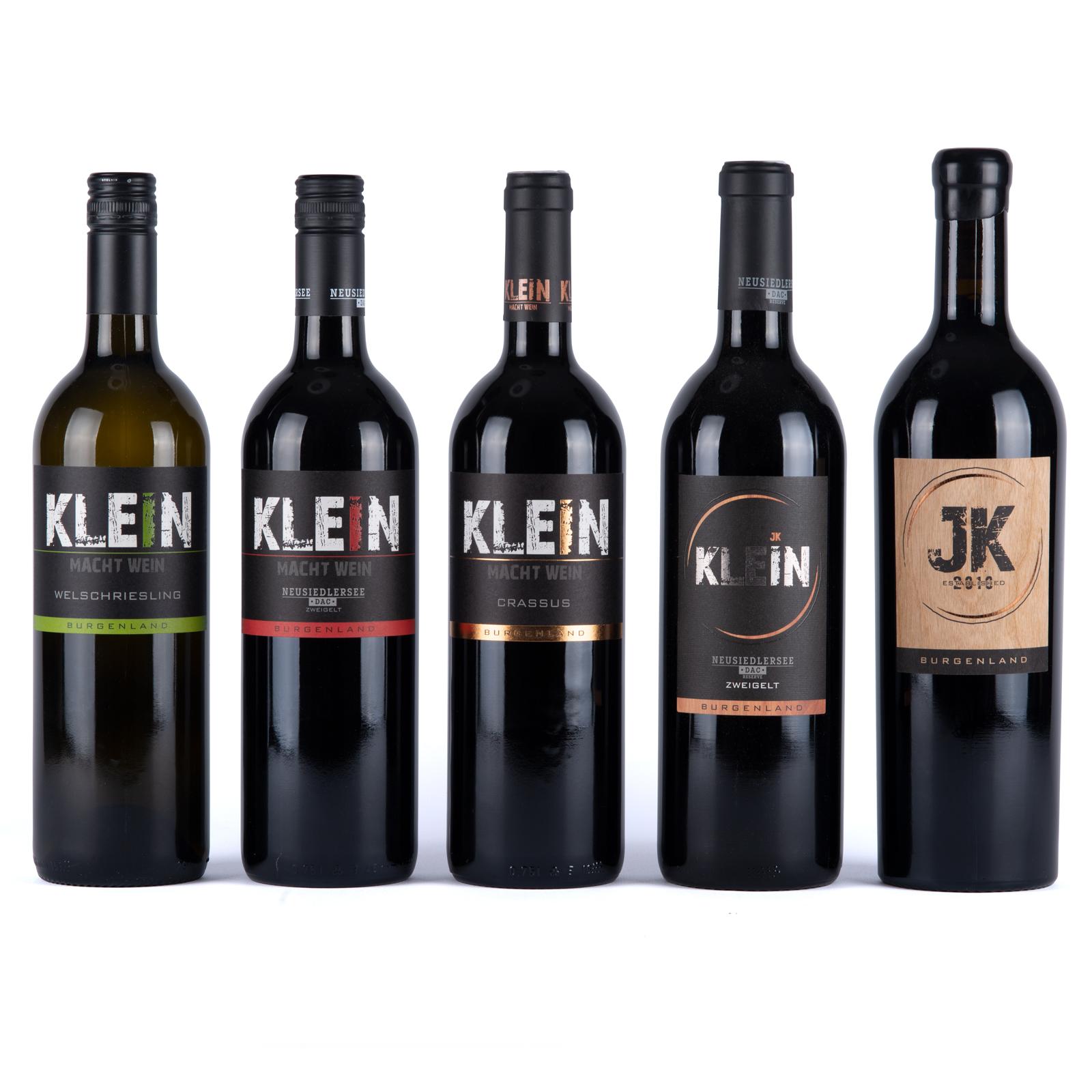 Die Weinlinie von J. KLEIN