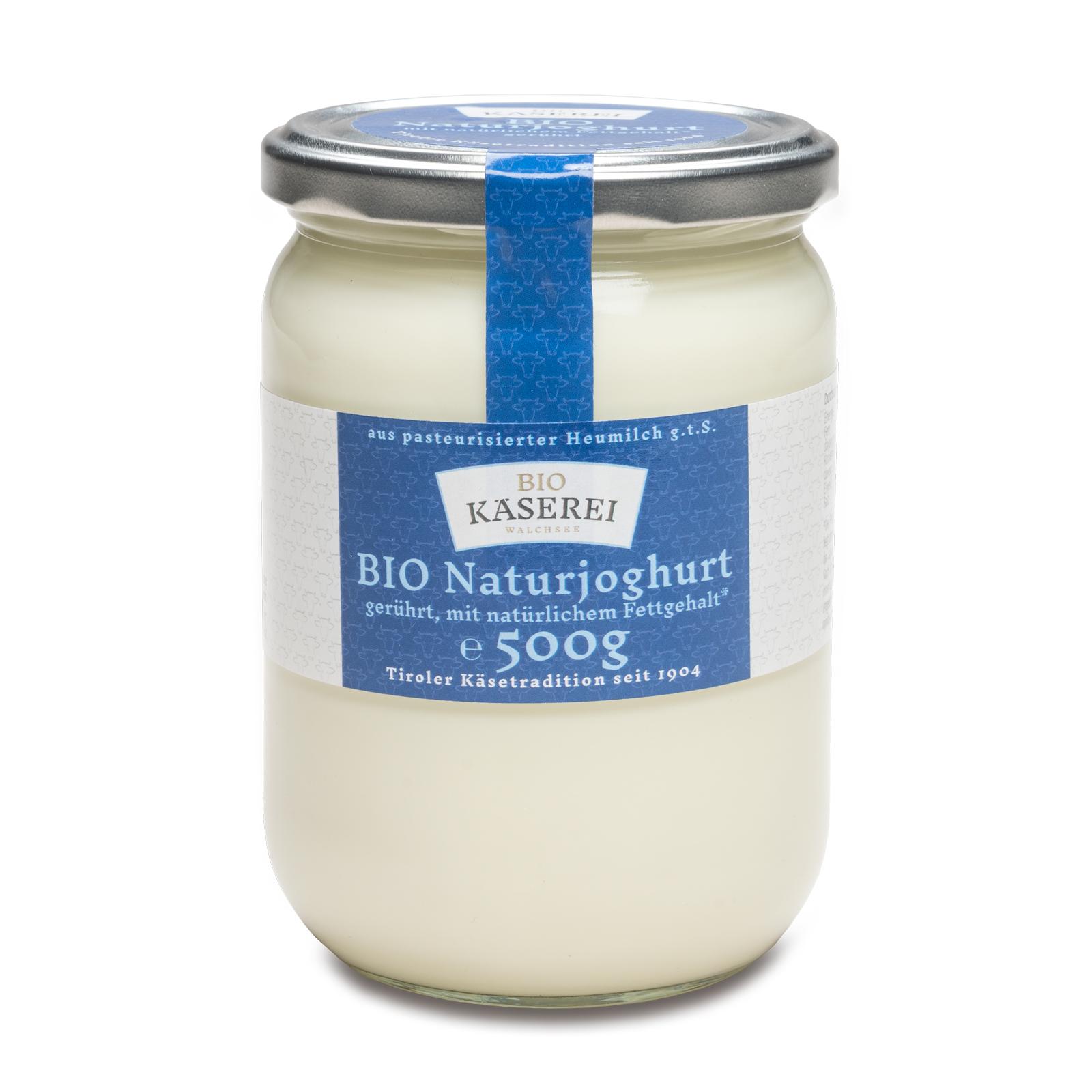 Bio-Joghurt-500g