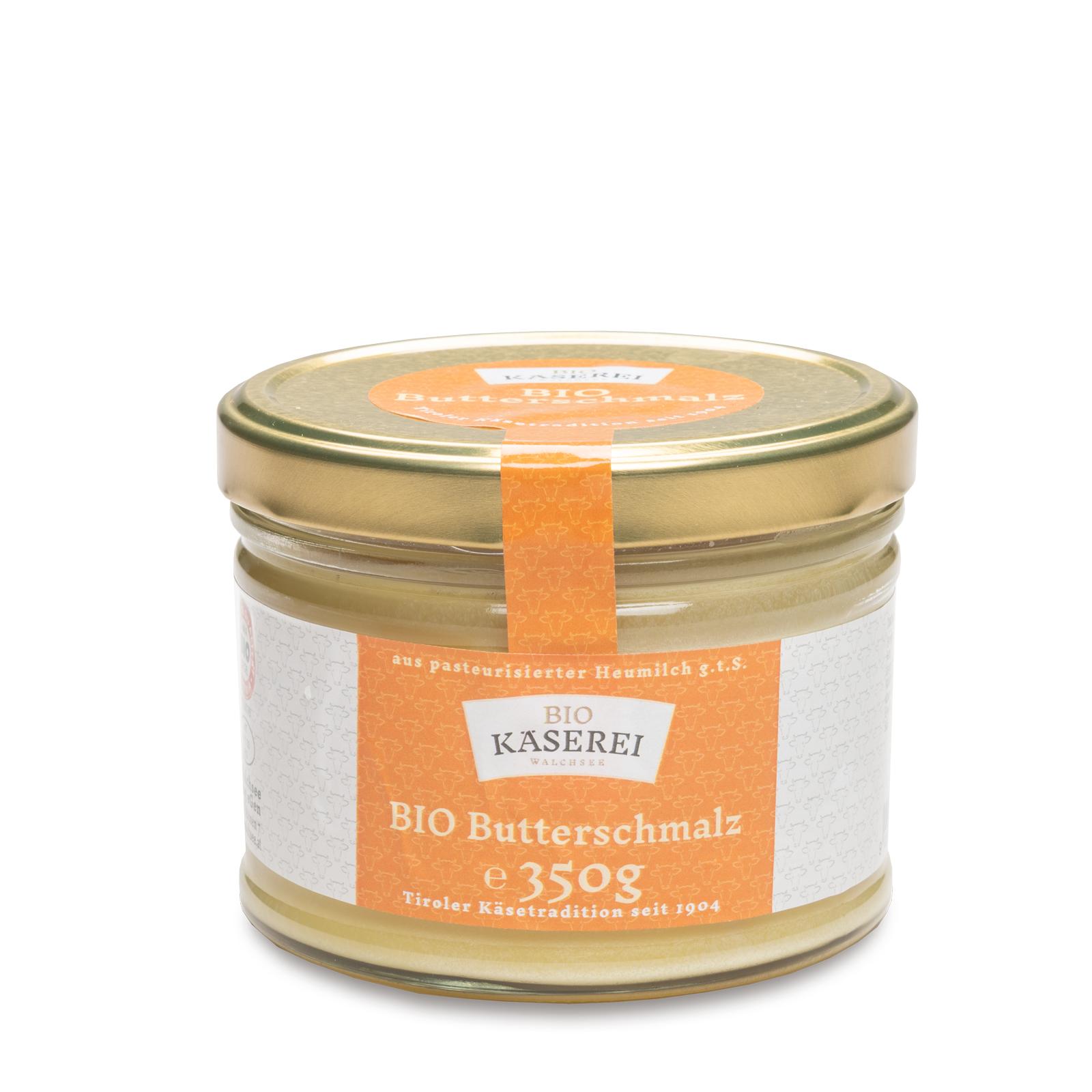 Bio-Butterschmalz-350g