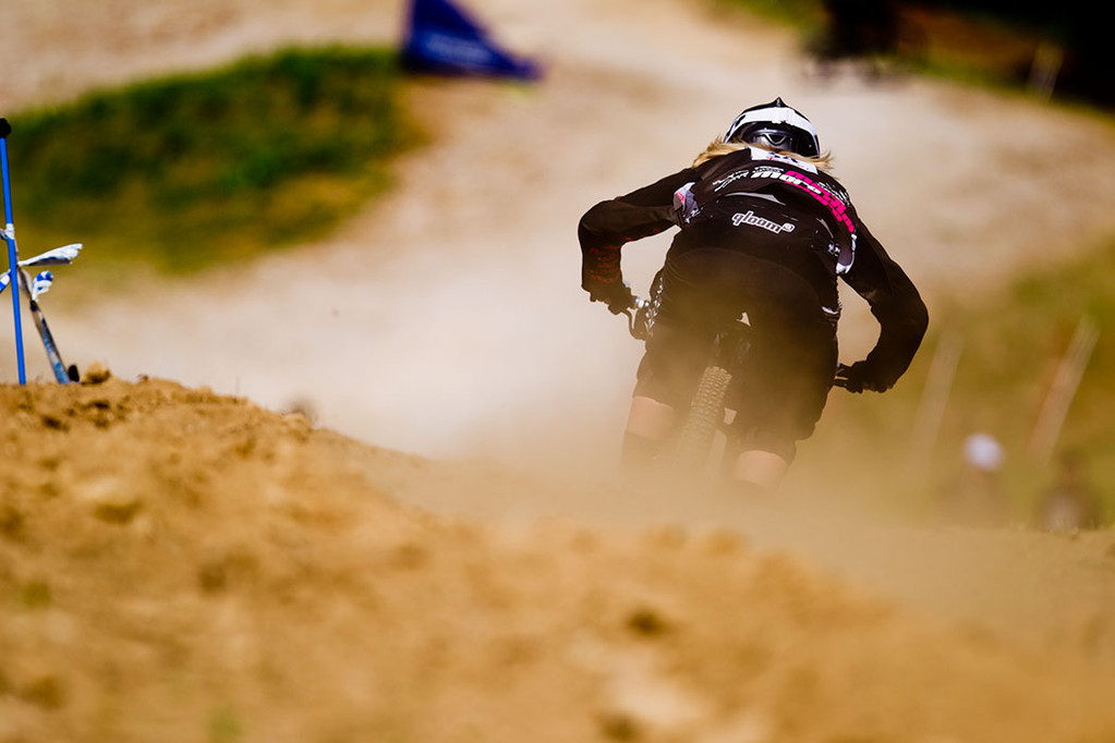 Val di Sole DH World cup 2012