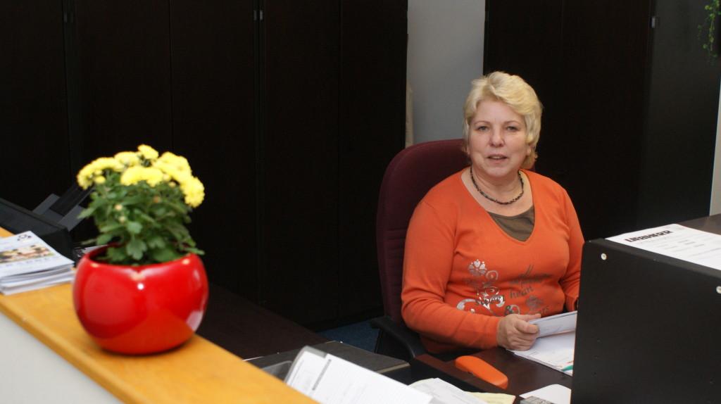 Sekretariat Frau Theuermeister