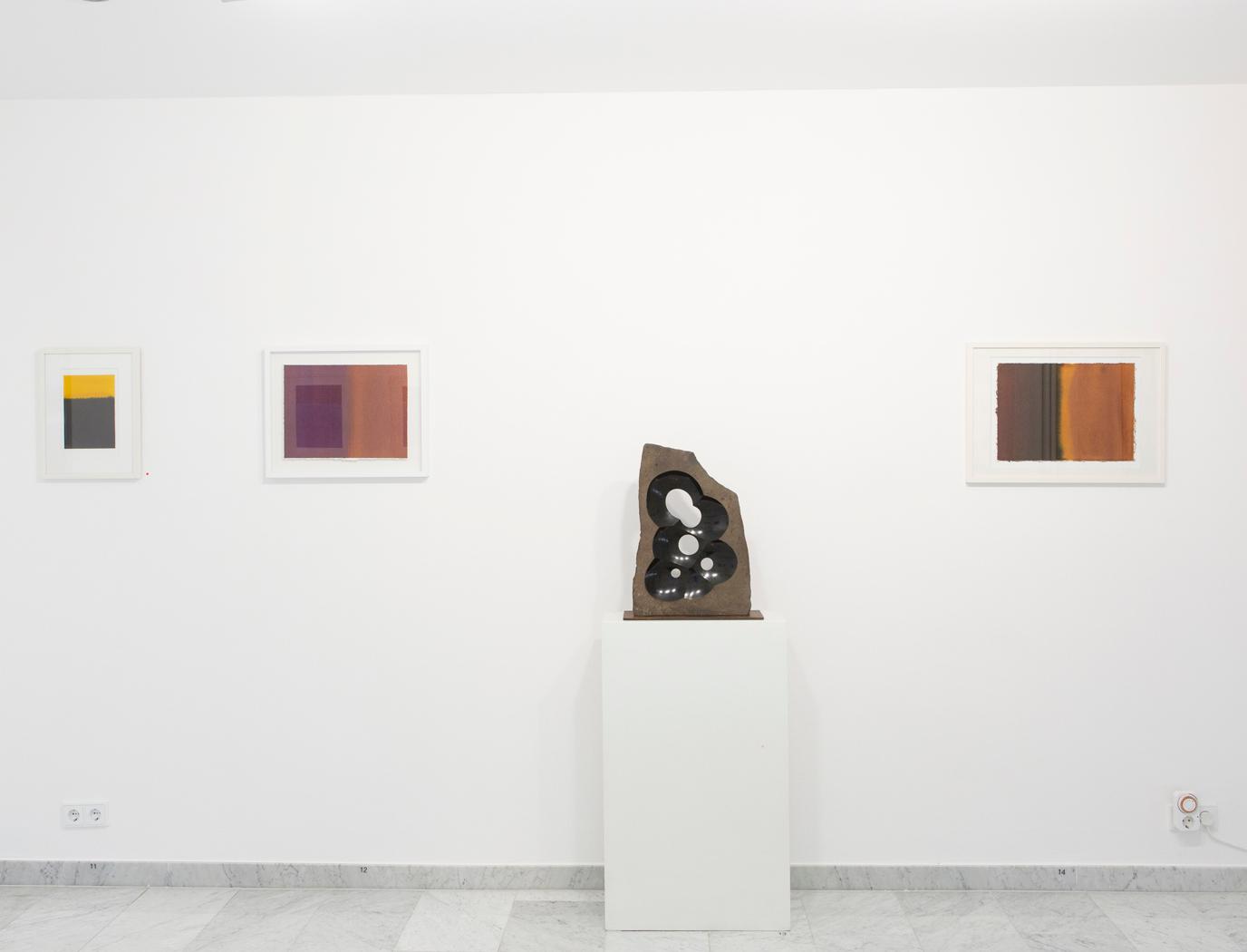 Ausstellung GalerieM50 mit Alice Meister