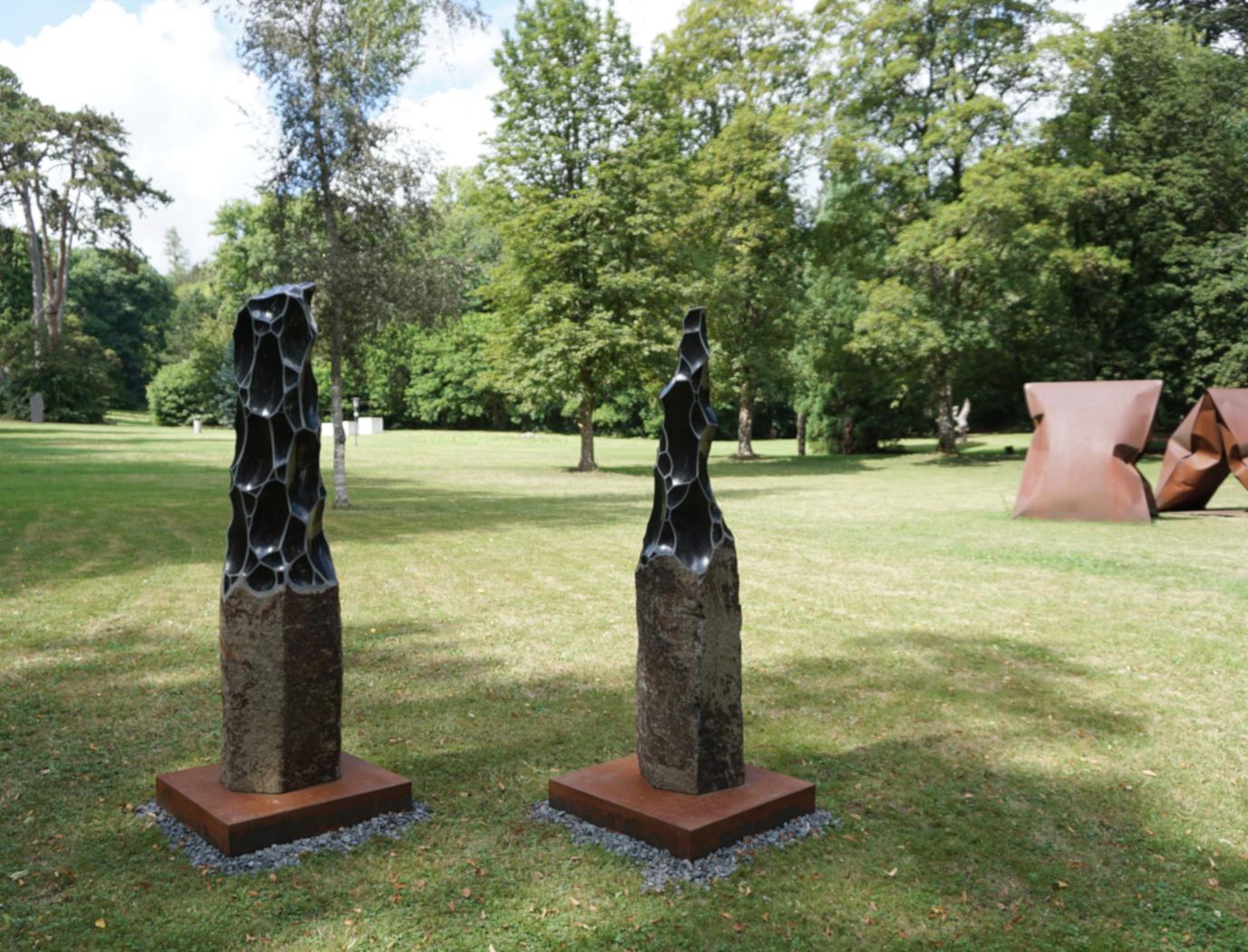 Ausstellung, Werkforum Bad Salzhausen im Kurpark und Parksaal