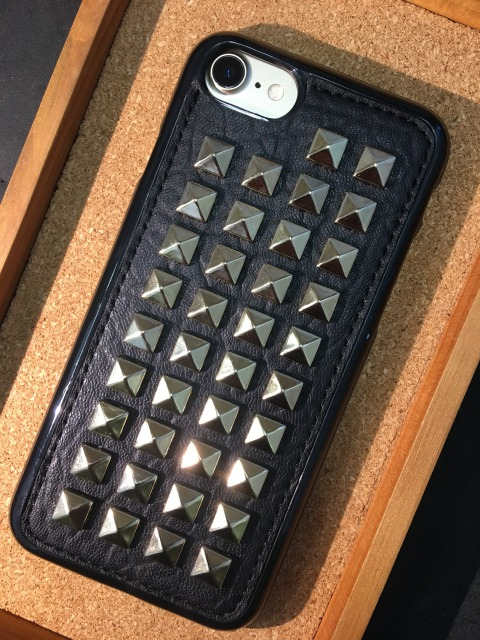 iPhone6/6S/7 スタッズケース 各色2580円