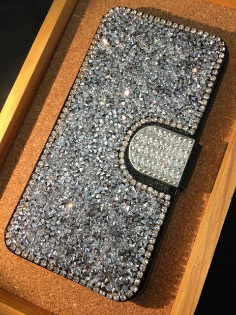 iPhone5/5S/SE/6/6S ジュエリーケース ジルコニア 各色2280円