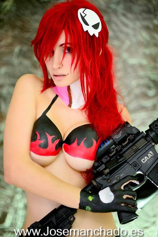 yoko littner bodypaint, morgana cosplay, bodypaint madrid, cosplay, hentai, fanservice, fan service, hot, Cosplay Girl, cosplay girls, asian girl, fotografo madrid, books madrid, fotografo modelos madrid, agencias modelos madrid
