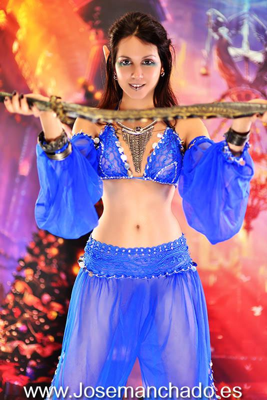 book fantasia, sesion de fotos fantasia, sesion fotos danza del vientre, book danza del vientre, women warrior, mujer guerrera