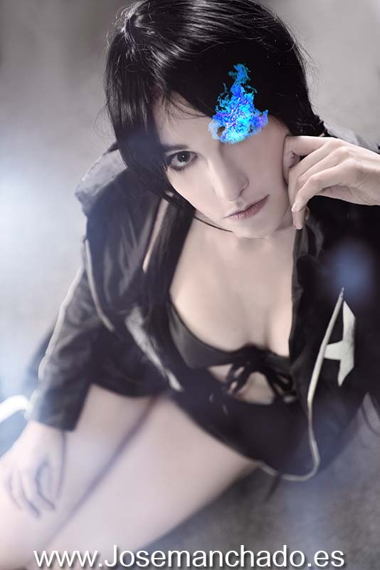 black rock shooter, vocaloid, cosplay, hentai, fanservice, fan service, hot, Cosplay Girl, cosplay girls, asian girl, fotografo madrid, books madrid, fotografo modelos madrid, agencias modelos madrid