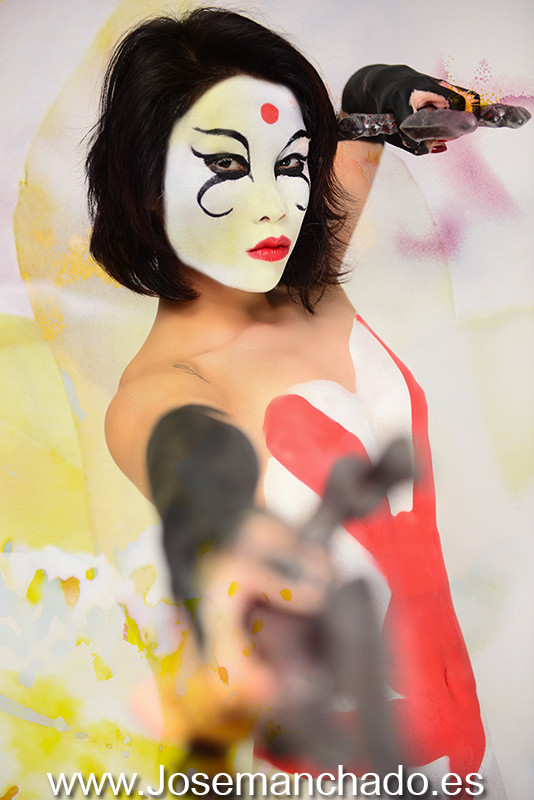 kabuki, kabuki bodypaint, kabuki david mack, david mack, cosplay, hot, nude, hentai, fanservice, fan service, nude, hot, Cosplay Girl, cosplay girls, asian girl, fotografo madrid, books madrid, fotografo modelos madrid, agencias modelos madrid