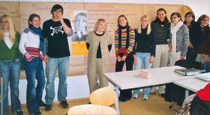 Schullesung 2004