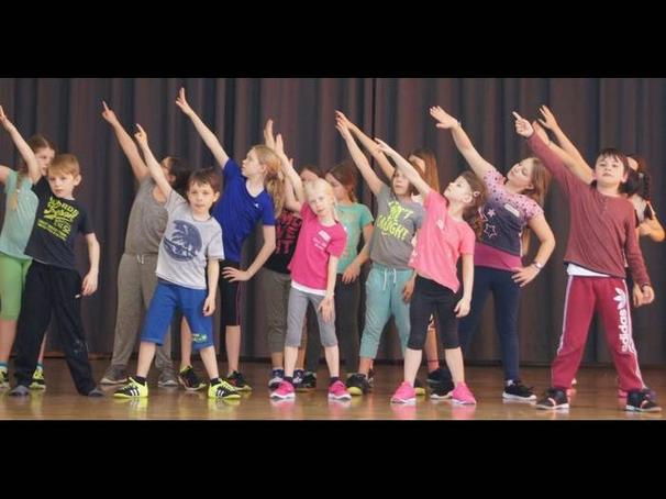 Streetdance-Styles für Kids im Odenwald