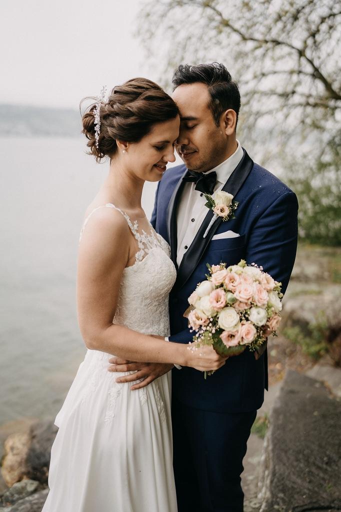 Braut 2021 Kerstin, Haarstyling & Make-Up, Fotos Dennis Nutz