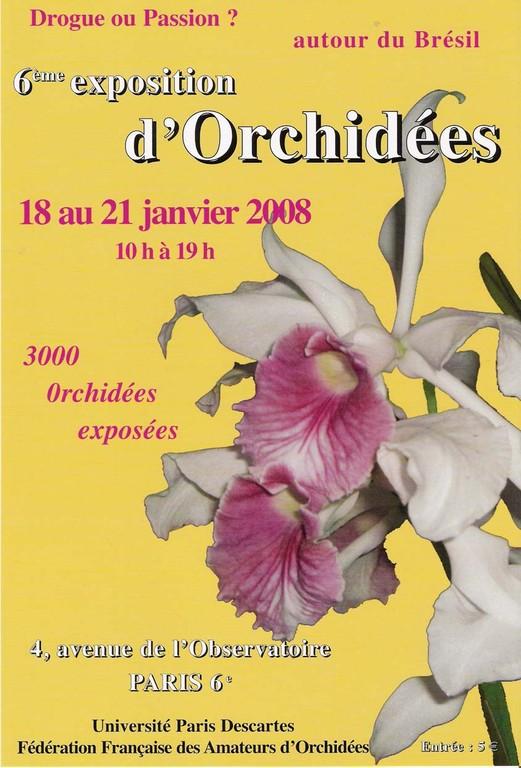 Exposition F.F.A.O. - Paris 2008