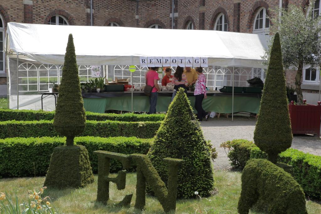 Fondation Eugène Napoléon - Salon 2011