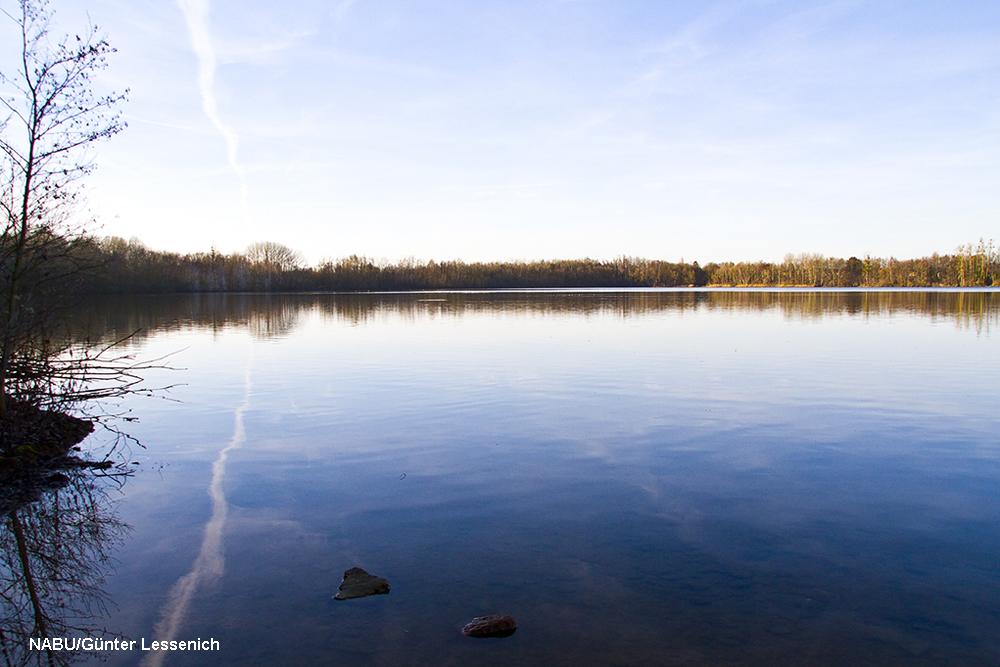 Der Neffelsee bei Zülpich